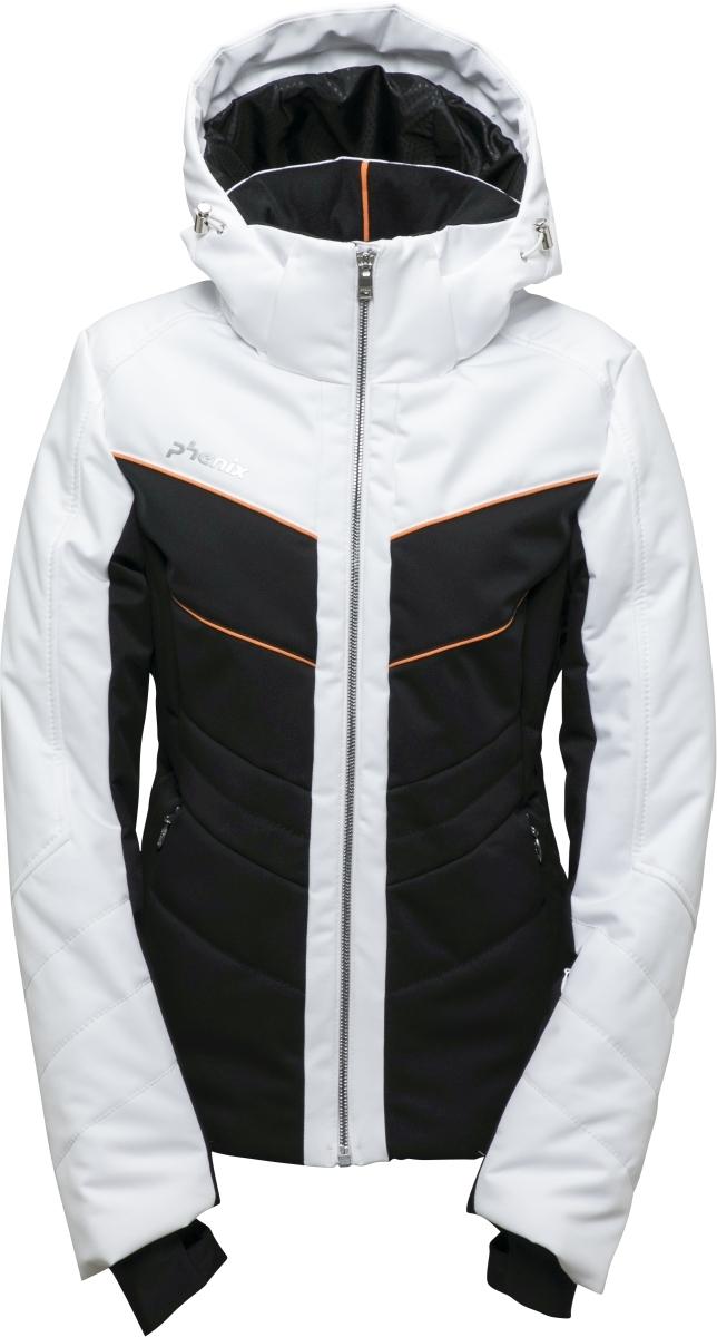 Dámská lyžařská bunda Phenix Furano Jacket - BKWT - Ski a Bike ... 75194293e1