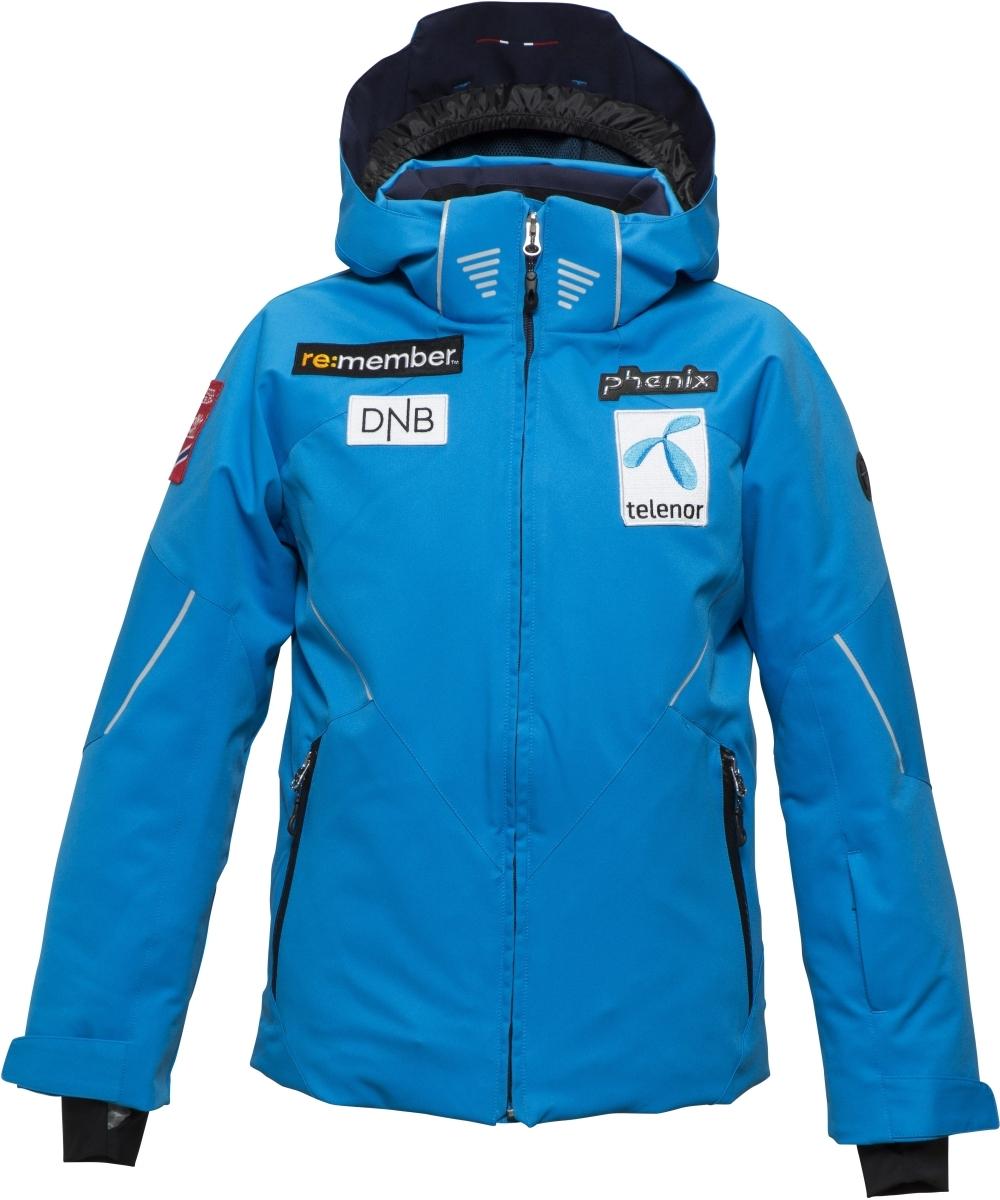 Juniorská lyžařská bunda Phenix Norway Alpine Team Jr. Jacket - NAB1 ... 771733fdff1