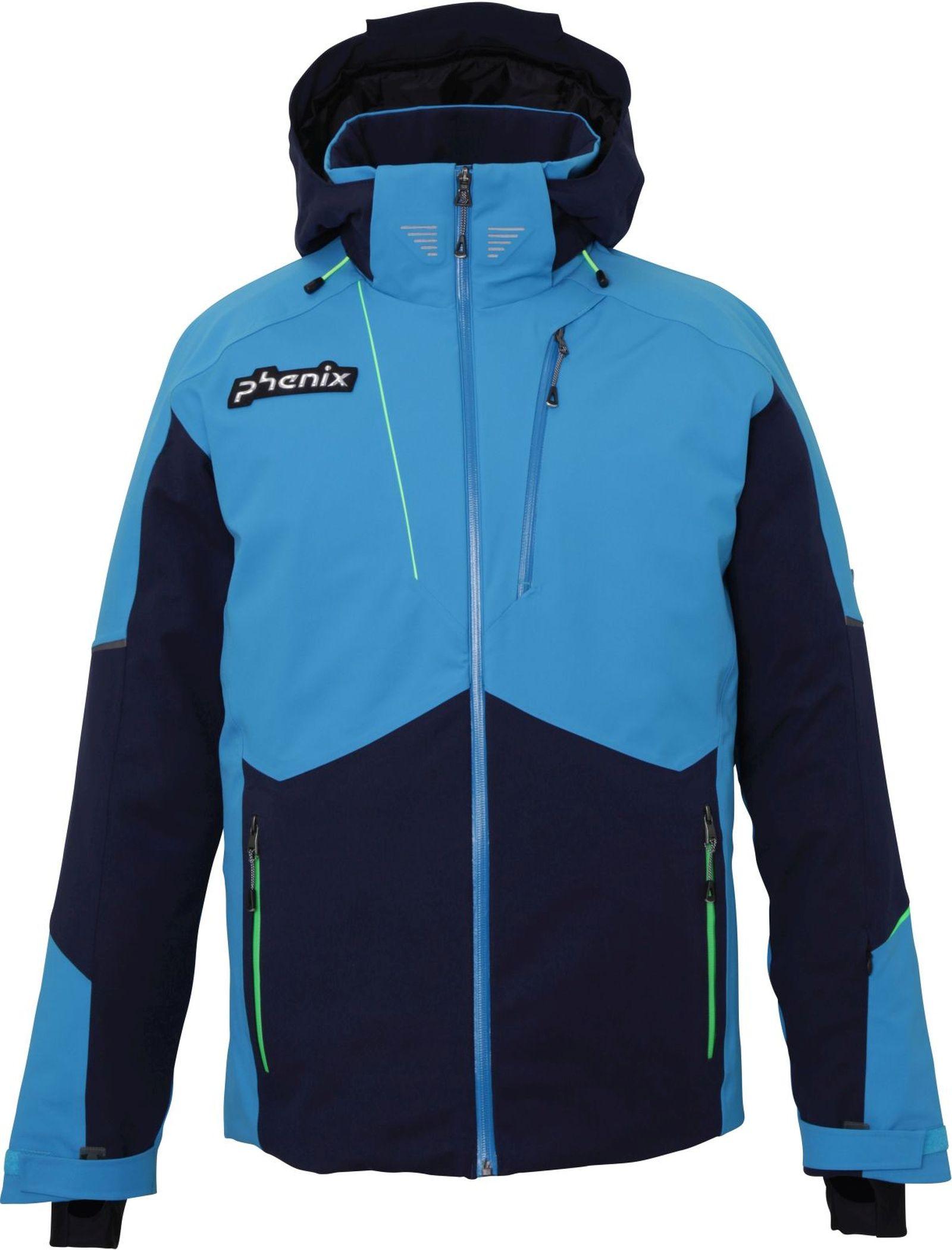 E-shop Phenix GT Jacket - turquoise XL