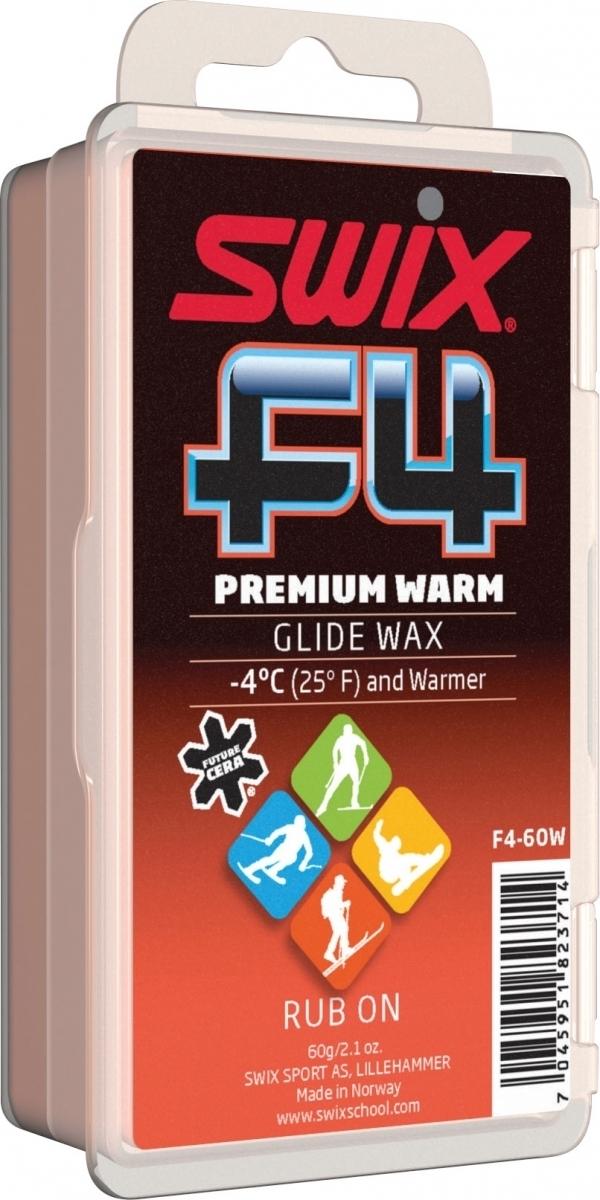 Swix F4 Warm - 60g uni