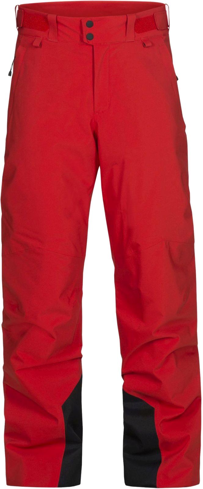 Peak Performance Maroon Pants - Dynared XL