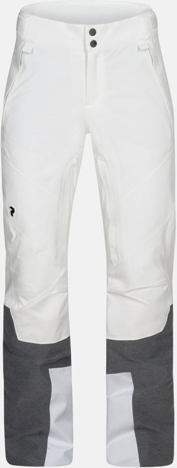 Peak Performance W Velaero 2L Pants - Offwhite S