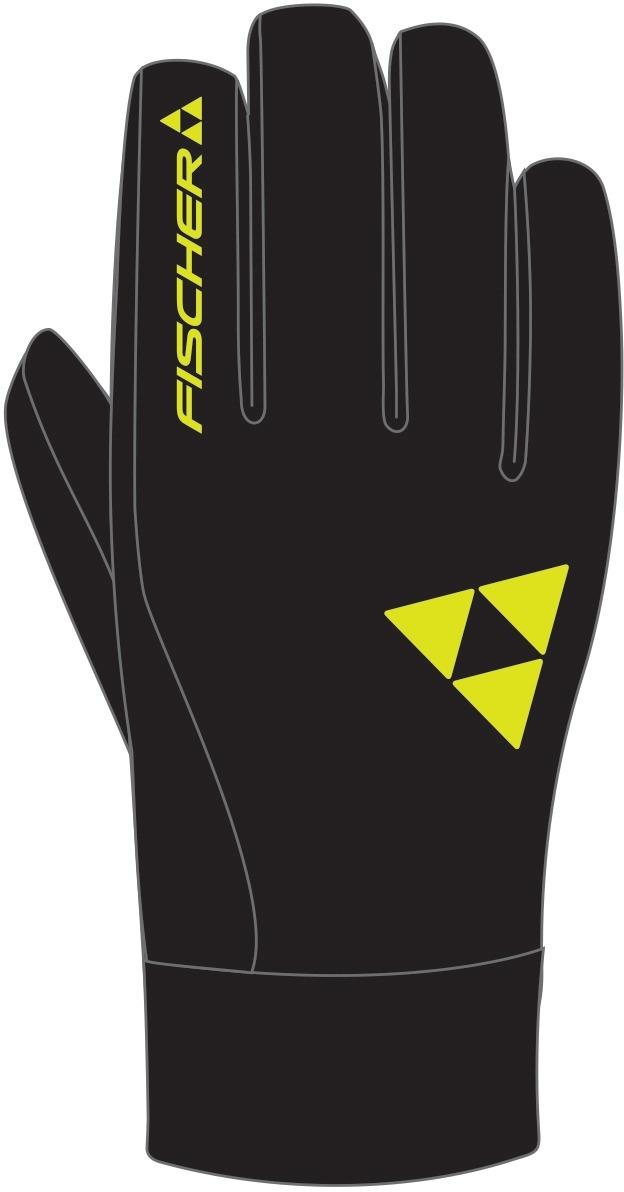 95d98f34cd8 Běžkařské rukavice Fischer XC Glove Comfort Plus - Black - Ski a ...