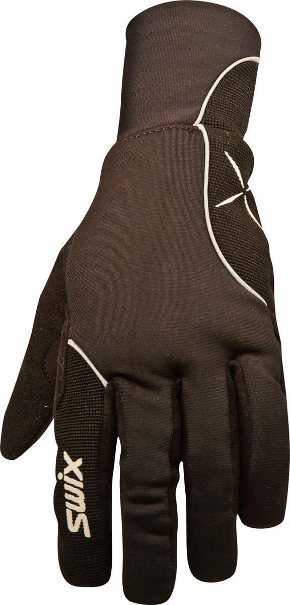 871dcb186f9 Dětské běžkařské rukavice Swix Star XC Jr. - black - Ski a Bike ...