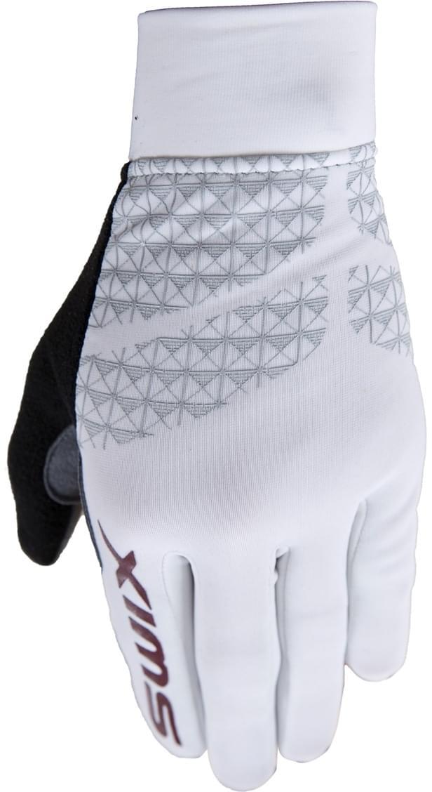 17a66d97b5a Dámské běžkařské rukavice Swix NaosX Women - bílá - Ski a Bike ...