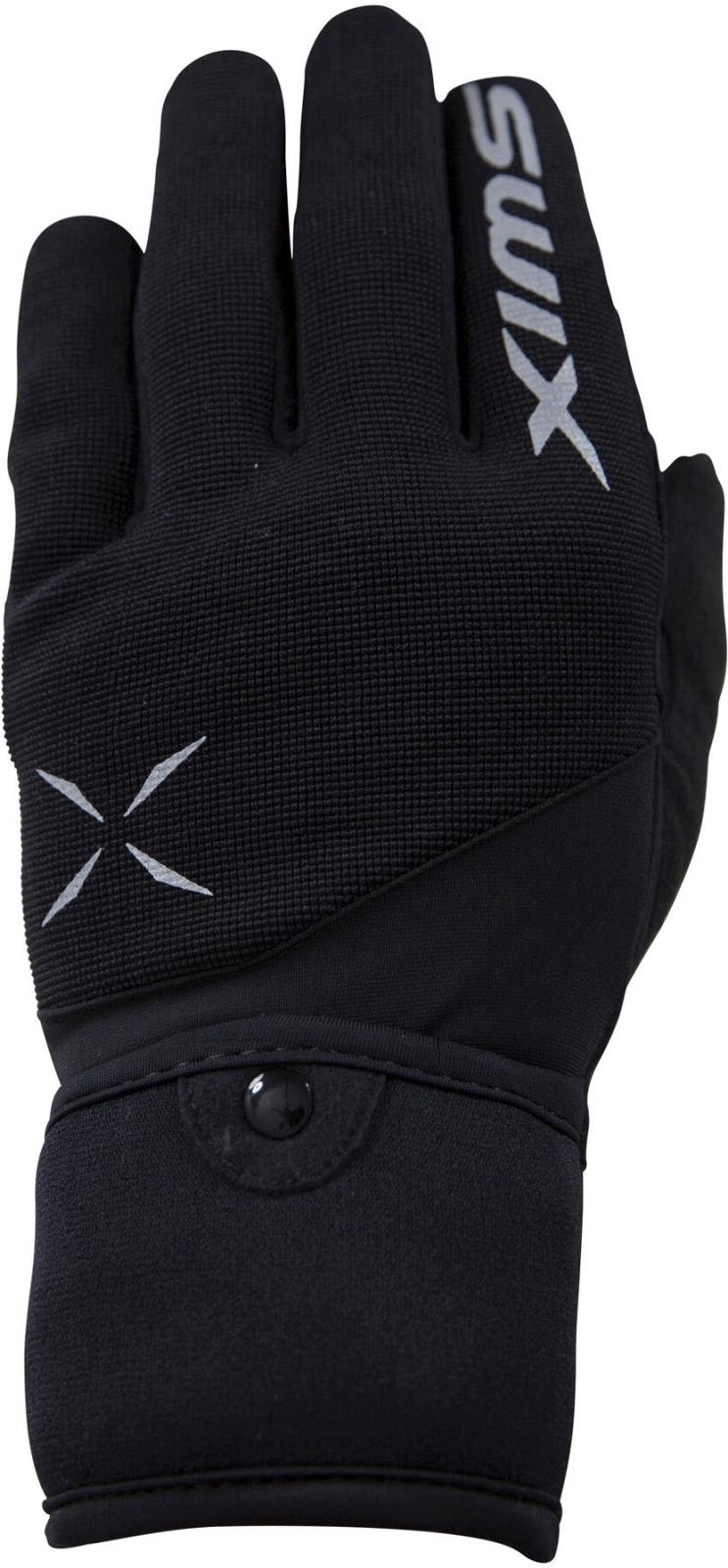 Swix AtlasX - black S