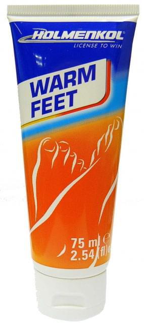 Hřejivý krém Holmenkol Warm Feet - 75ml uni
