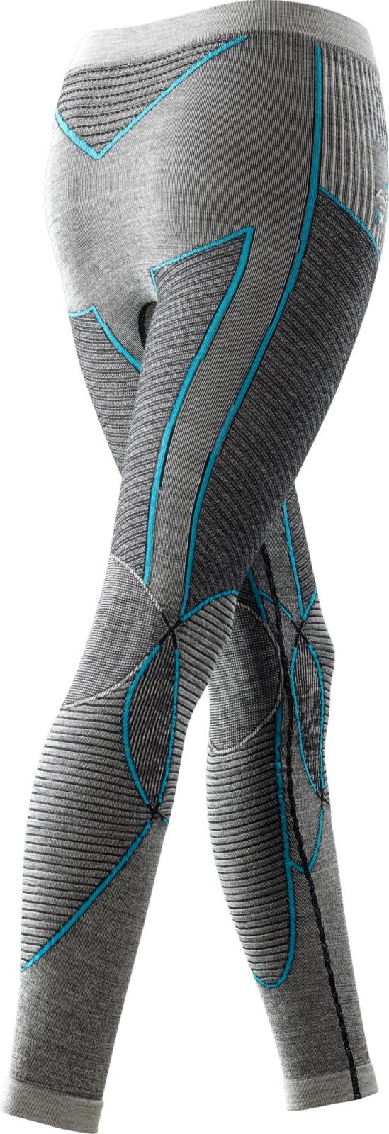 Dámské funkční spodky Apani Merino By X-Bionic Fastflow Pants Long Women -  Black  e77d1844de