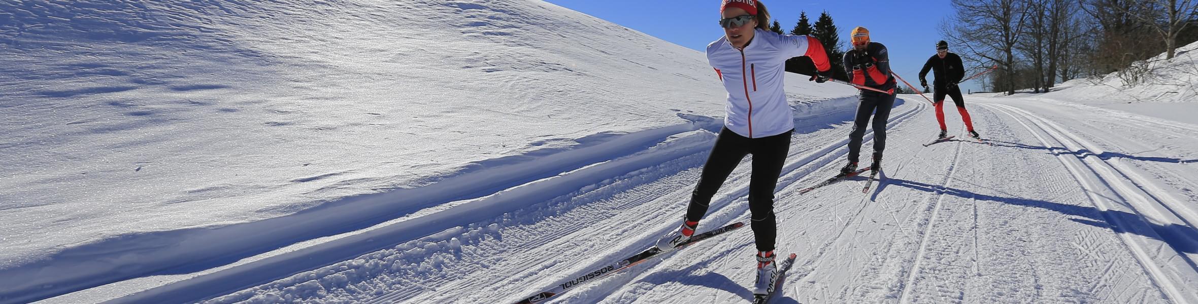 aab962ddd91 Jak vybrat běžky - Ski a Bike Centrum Radotín