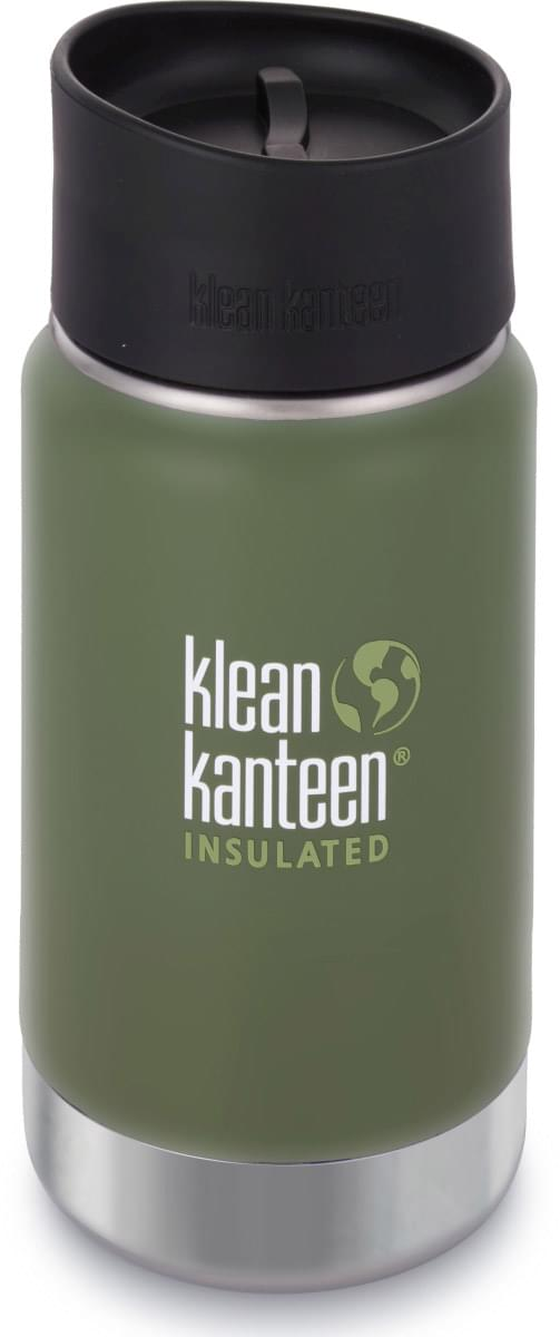 Klean Kanteen Insulated Wide - vineyard green 355 ml uni