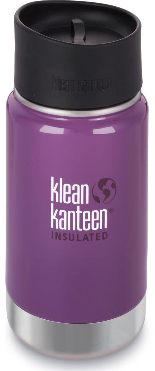 Klean Kanteen Insulated Wide - wild grape 355 ml uni