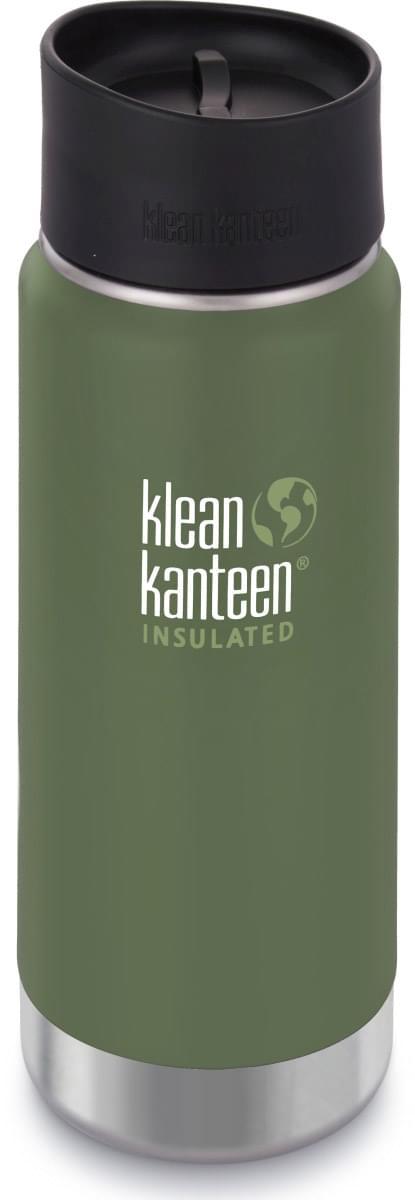 Klean Kanteen Insulated Wide - vineyard green 473 ml uni