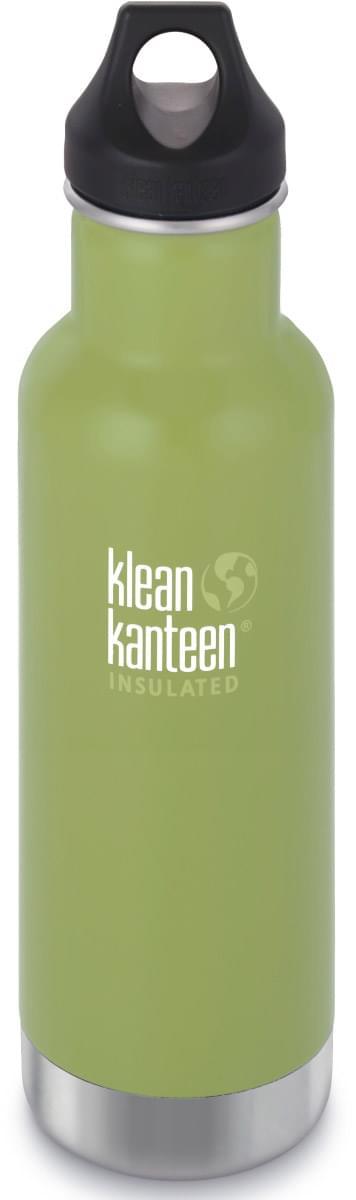 Klean Kanteen Insulated Classic - bamboo leaf 592 ml uni