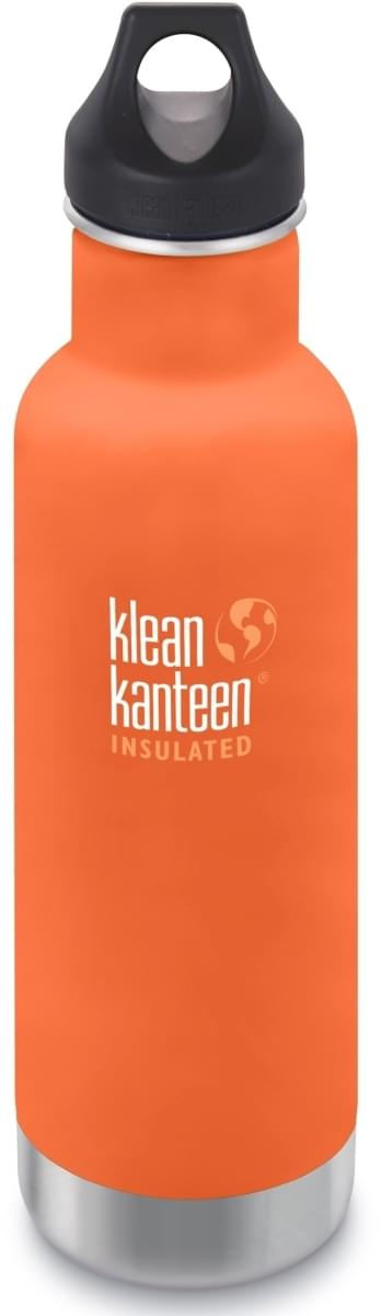 Klean Kanteen Insulated Classic w/Loop Cap - sierra sunset 592 ml uni