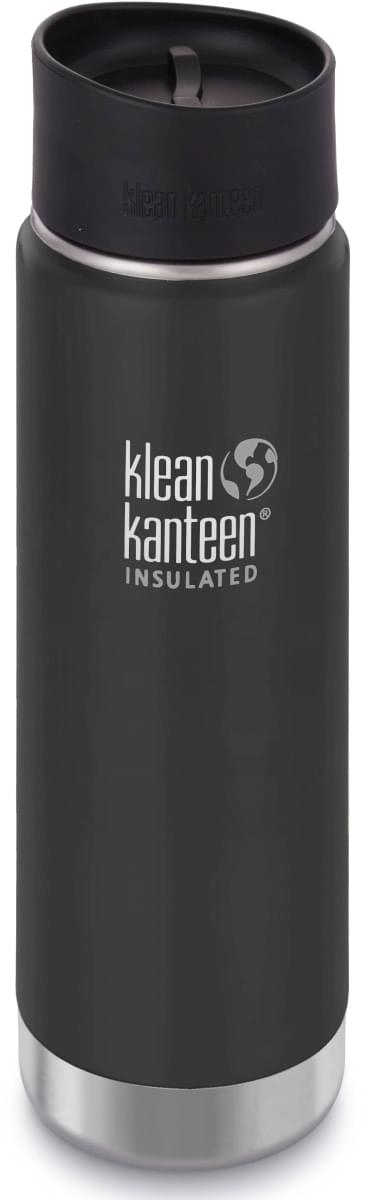 Klean Kanteen Insulated Wide - shale black 592 ml uni