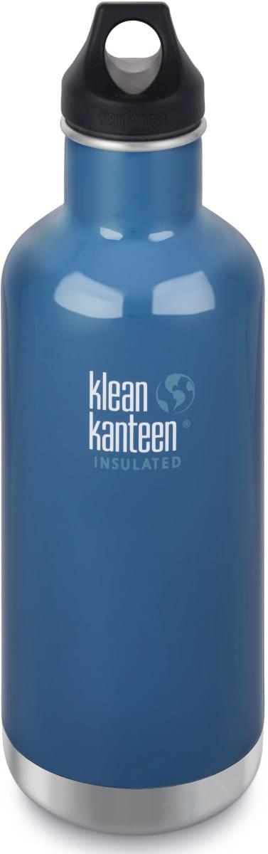 Klean Kanteen Insulated Classic - winter lake 946 ml uni