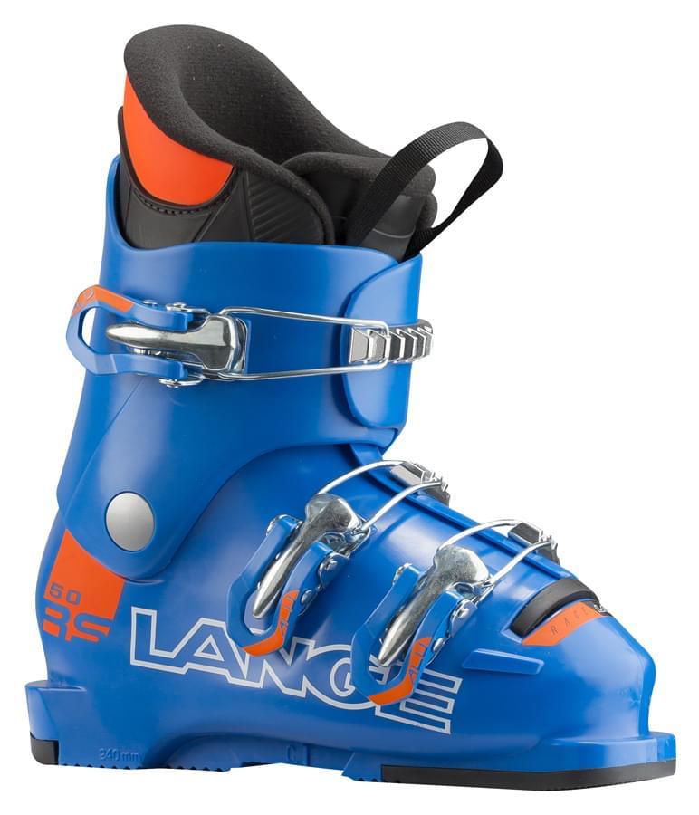 Juniorské lyžařské boty Lange RSJ 50 power blue 180