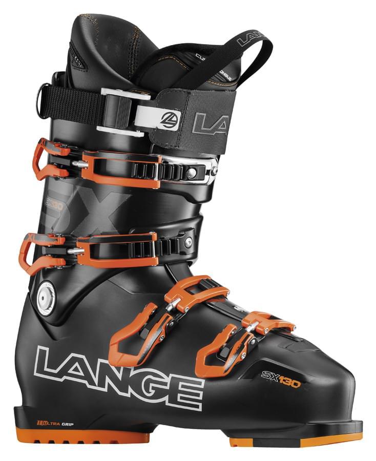 Lyžařské boty Lange SX 130 black-orange - Ski a Bike Centrum Radotín a768dce271