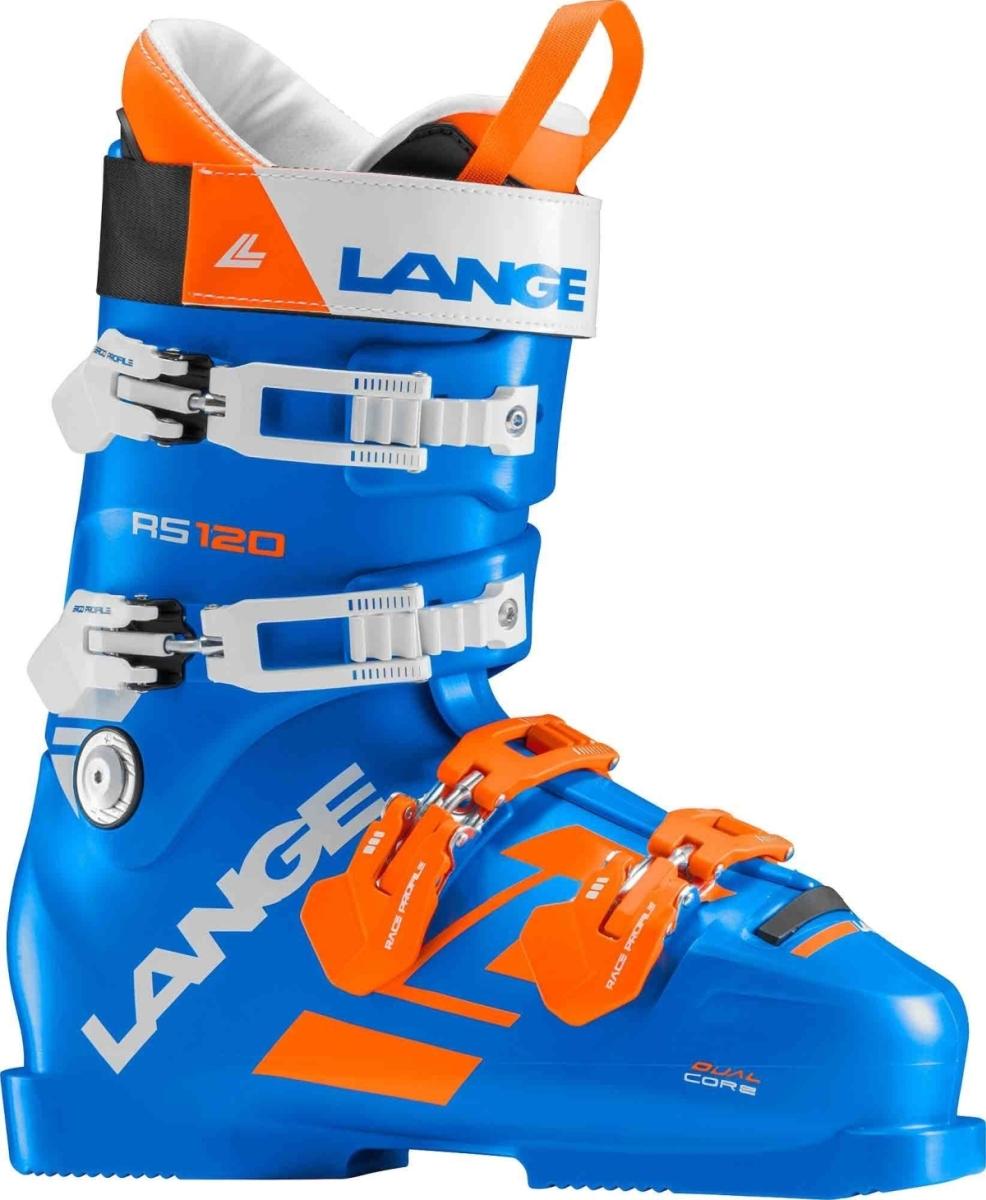 6690cdcabb3 Lyžařské boty Lange RS 120 - power blue - Ski a Bike Centrum Radotín