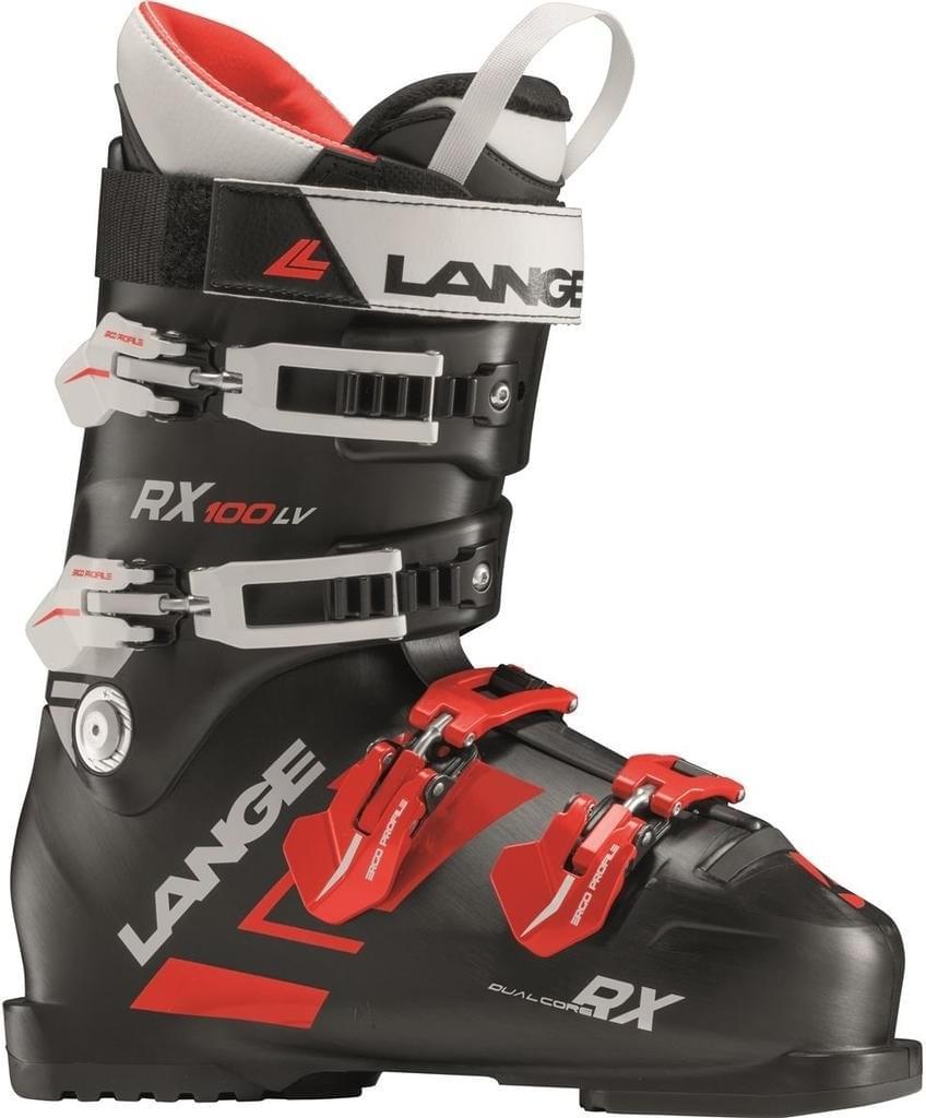 Lange RX 100 L.V. - black-red 275