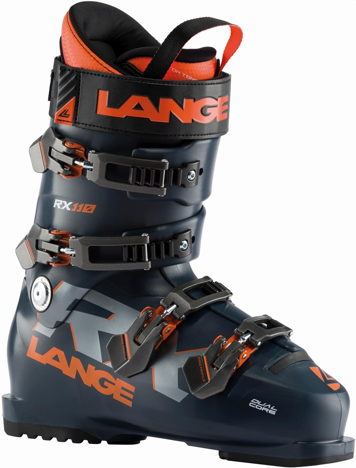 Lange RX 110 - petrol/orange 265