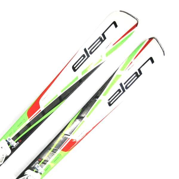 Bazar - sjezdové lyže Elan Amphibio GSX 14/15 + ELX 12.0 177cm 177