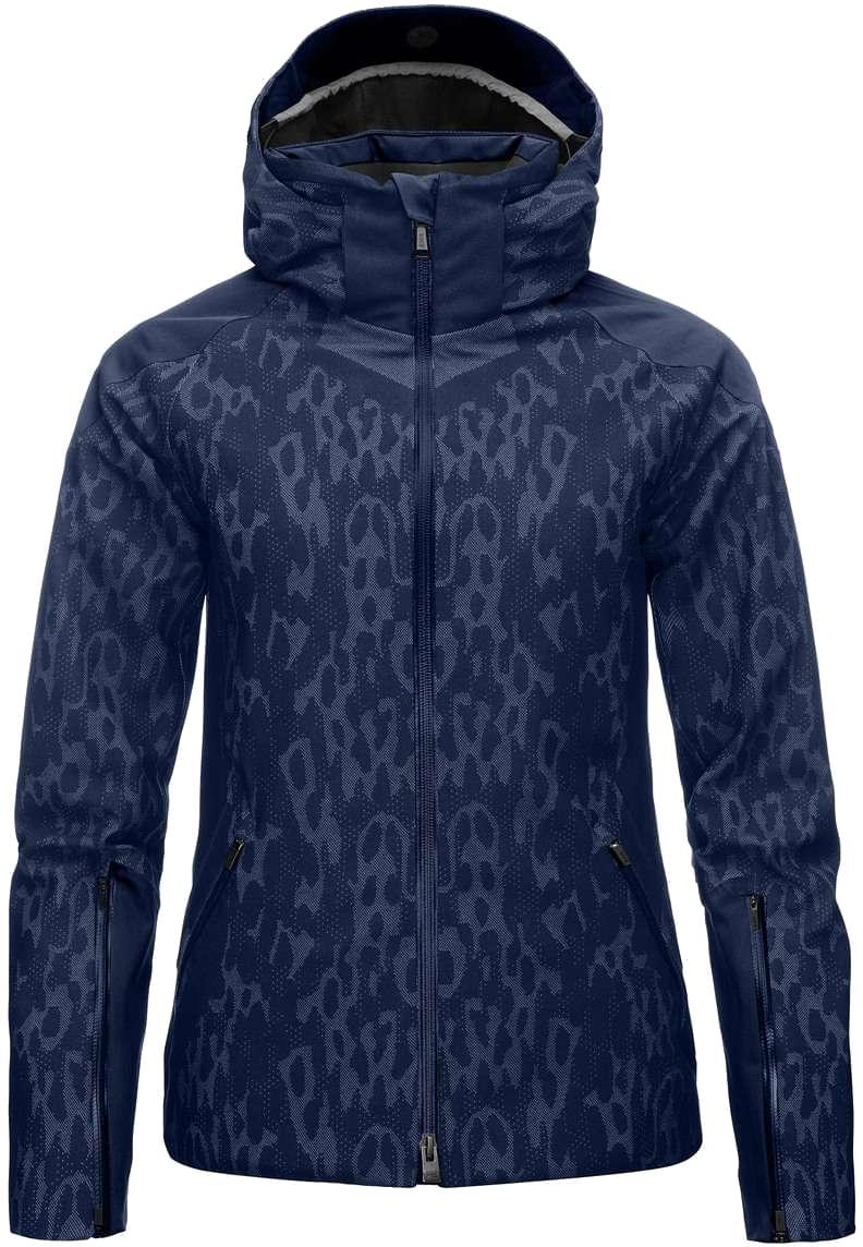 ab0fe1fefb6 Dámská pletená lyžařská bunda Kjus Women Freelite Jacket - atlanta blue