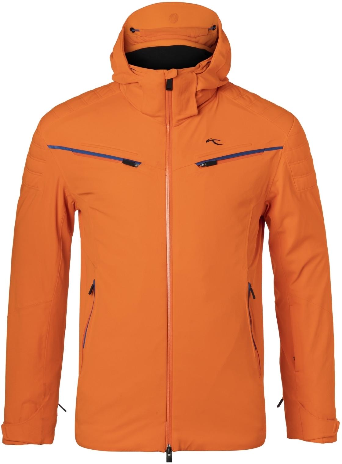 Pánská lyžařská bunda Kjus Men Formula Jacket - Kjus orange - Ski a ... c6ba6a6d48