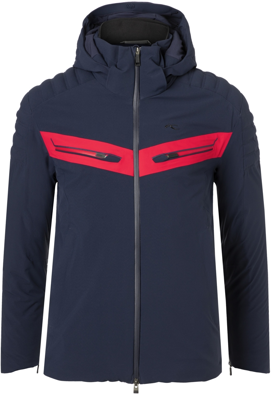 Pánská lyžařská bunda Kjus Men Cuche II Jacket - atlanta blue - Ski ... 020383bbc0