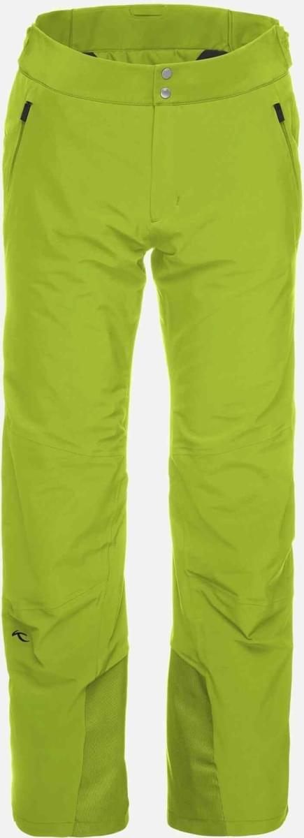 Kjus Men Formula Pants - lime green 54