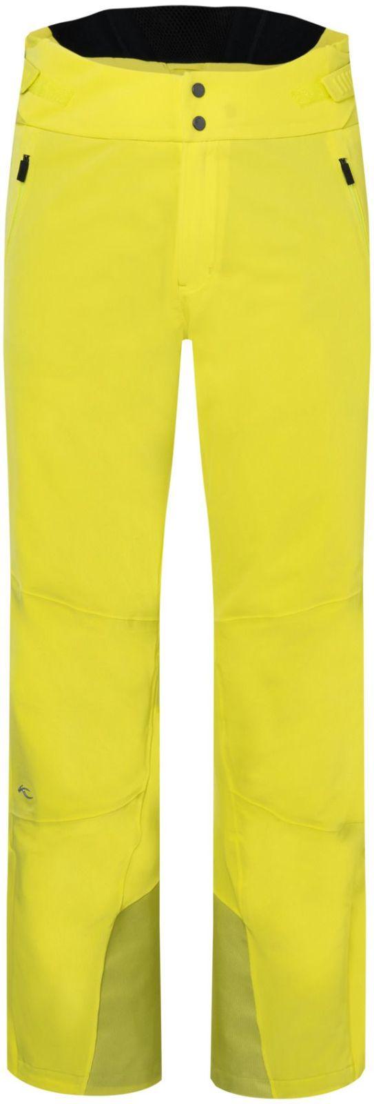 Kjus Men Formula Pro Pants - citric yellow S