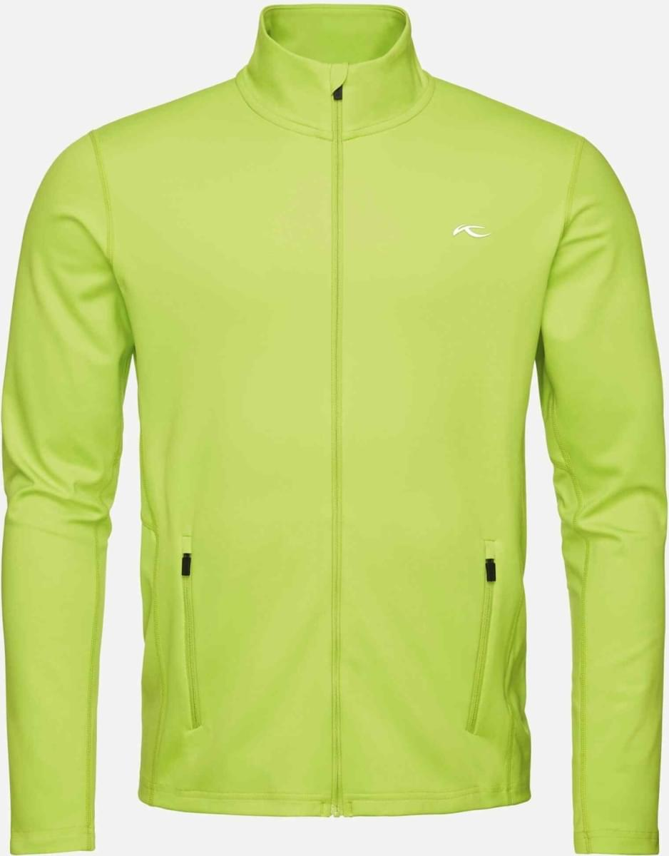 Kjus Men Caliente Jacket - lime green 54