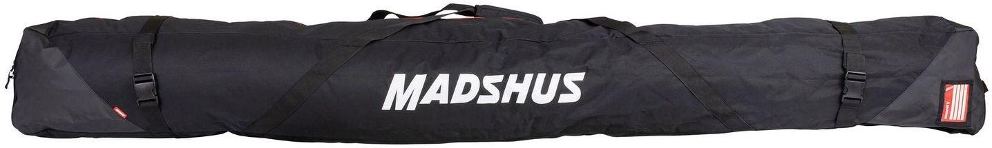 Madshus Ski Bag 5-6 Pairs - black uni