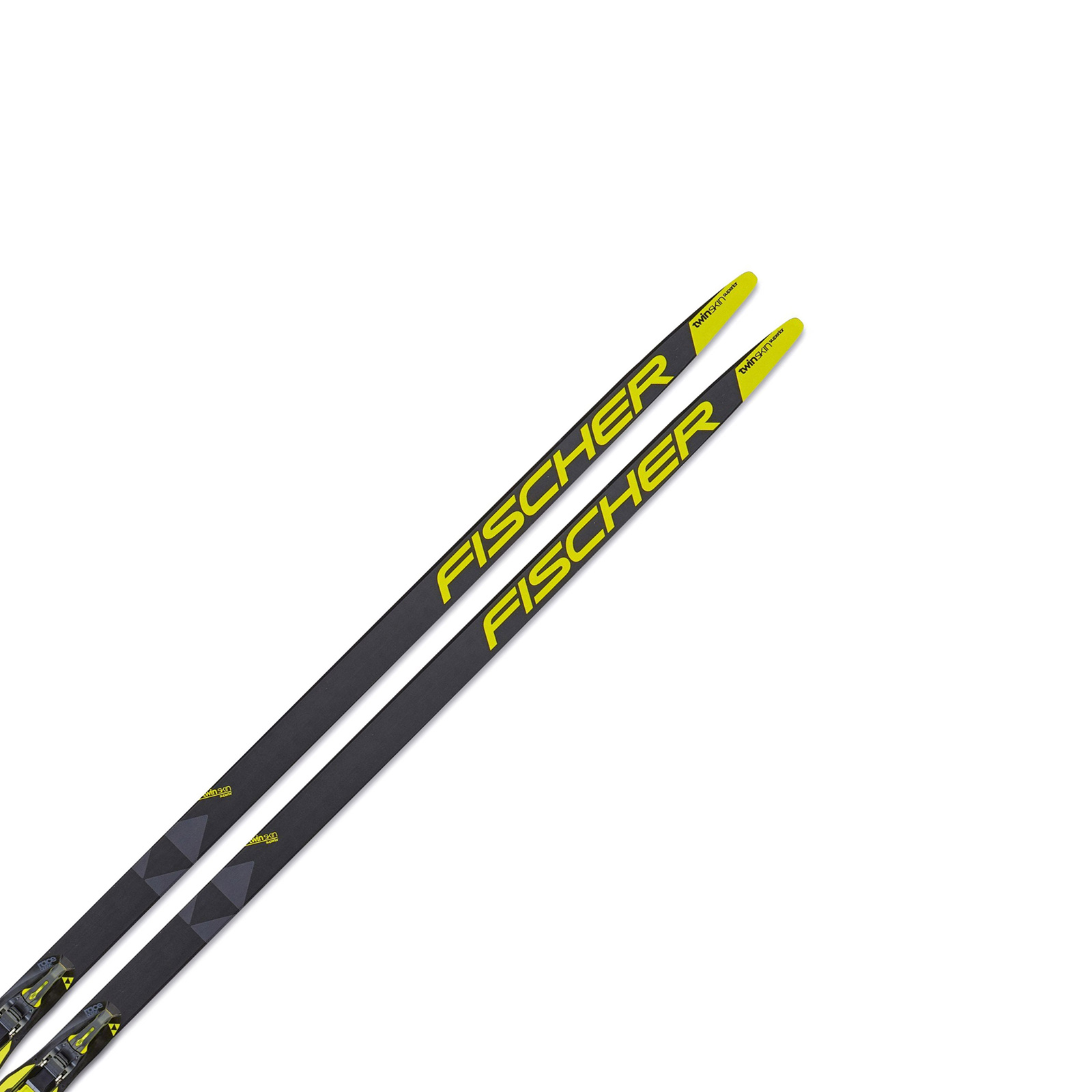Fischer Twin Skin Superior Med + Race Classic 207