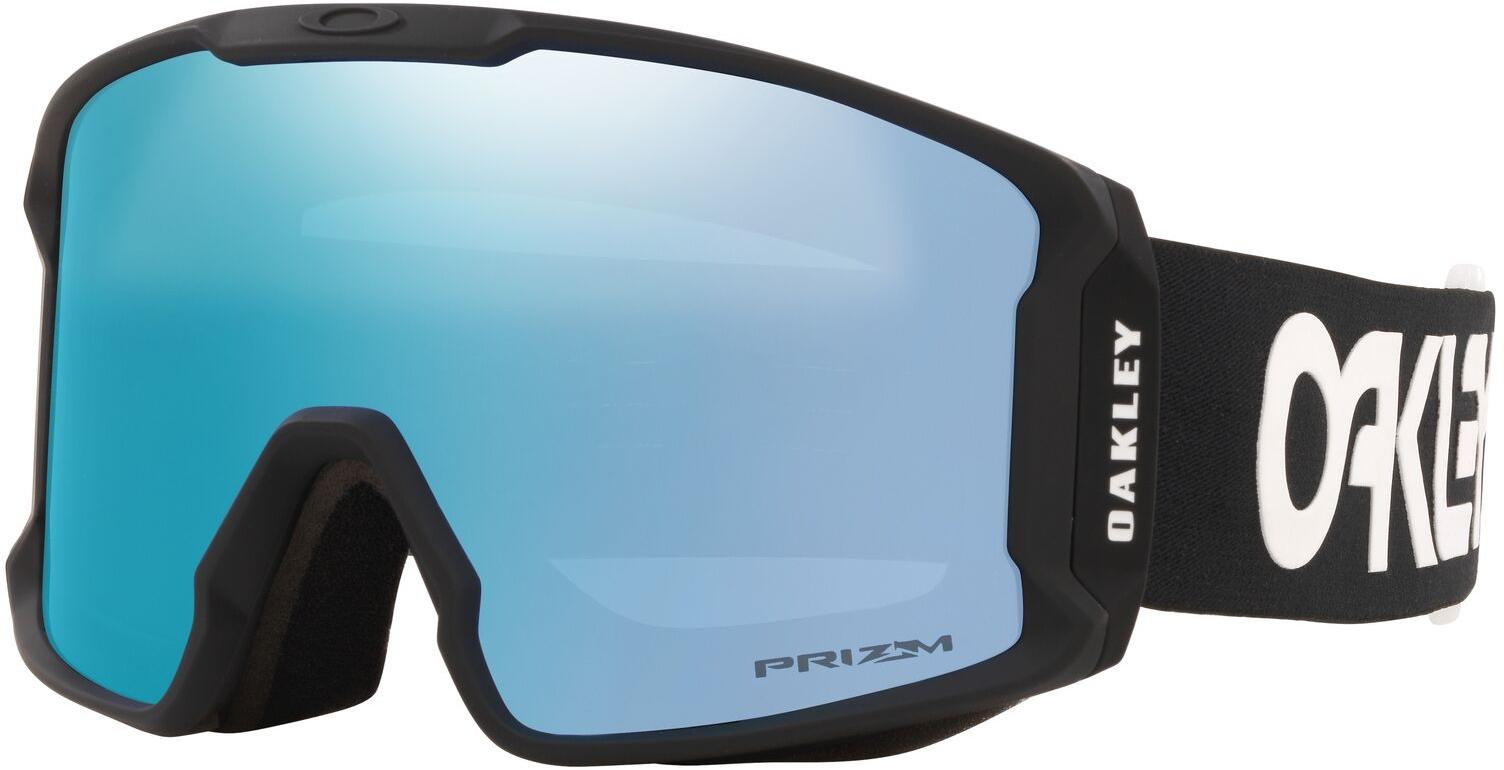 Oakley Line Miner XL - factory pilot black / Prizm Snow Sapphire uni