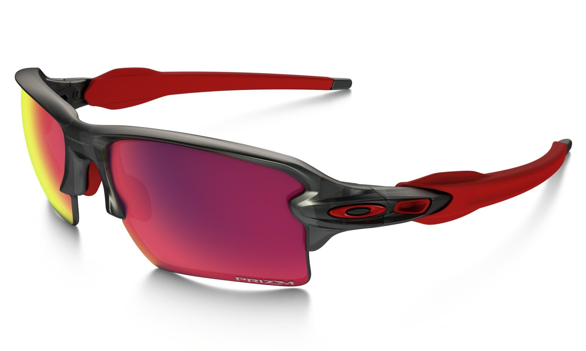 Sluneční brýle Oakley Flak 2.0 XL – Mat Grey/Prizm road uni