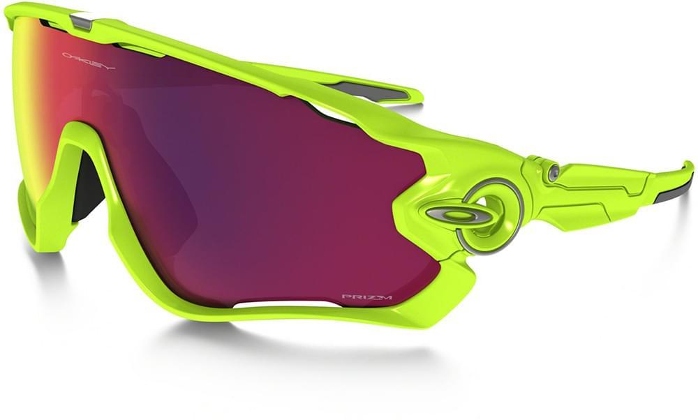 Cyklistické brýle Oakley Jawbreaker - Retina burn/Prizm road uni