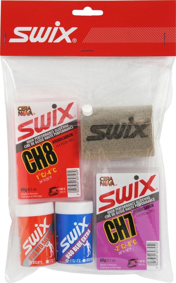 Swix (CH7,CH8,V40,V60,T10) uni