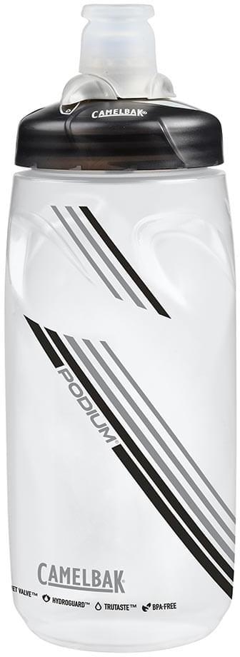 Camelbak Podium 0,6 l - Clear Carbon uni