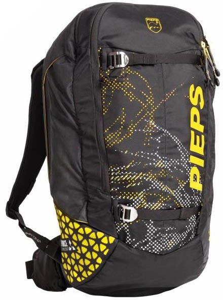 Pieps JetForce Tour Rider 24l M/L - yellow uni