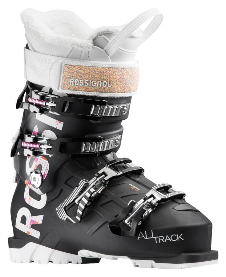Dámské lyžařské boty Rossignol Alltrack 80 W - black transp - Ski a ... 78f968cb1e