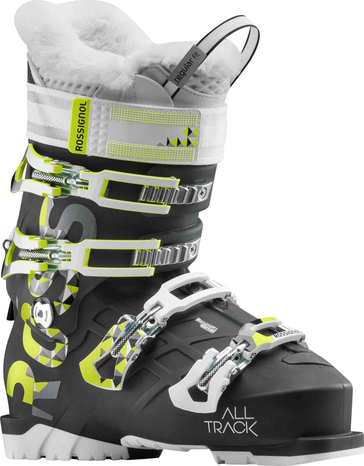 8097efad060 Dámské sjezdové boty Rossignol Alltrack 80 W black - Ski a Bike ...