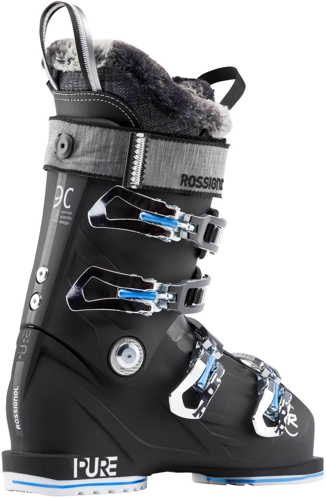 Dámské sjezdové boty Rossignol Pure Elite 90 night black - Ski a ... 8f1cad1b0dd