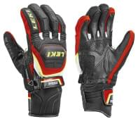 Lyžařské rukavice Leki Worldcup Race Coach Flex S GTX black-red-white-yellow f06a8222bb