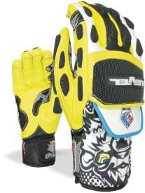 Lyžařské rukavice Level Worldcup CF - black ellow - Ski a Bike ... 3bc346bb6b