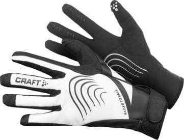 161718abb57 Běžkařské rukavice Craft Performance XC - black white - Ski a Bike ...