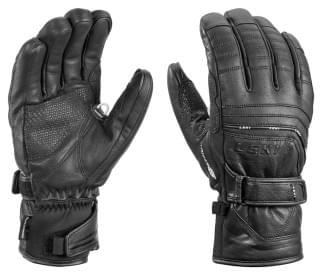 Rukavice Leki Fuse S mf touch – black - Ski a Bike Centrum Radotín dad5250d19
