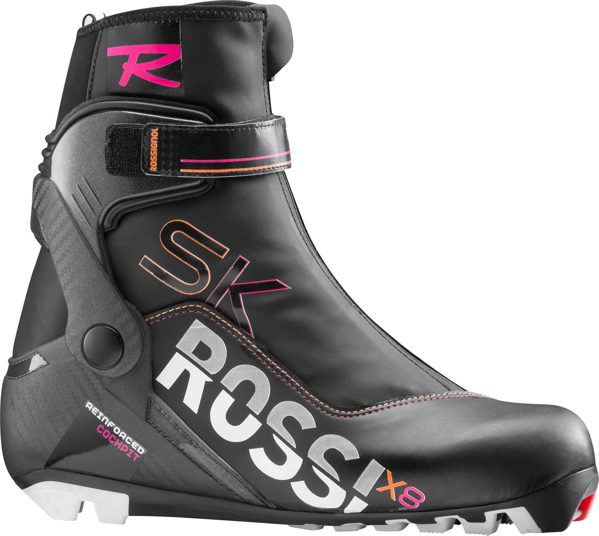 Boty na běžky Rossignol X-8 Skate FW - Ski a Bike Centrum Radotín 9841933c91