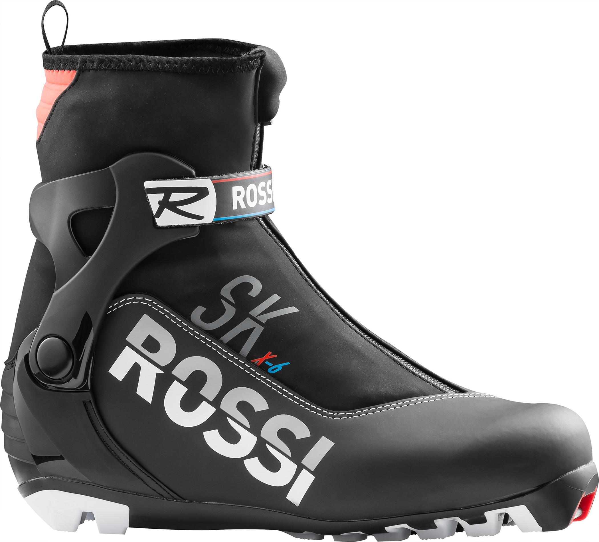 Boty na běžky Rossignol X-6 Skate - Ski a Bike Centrum Radotín 55dc61e7d3