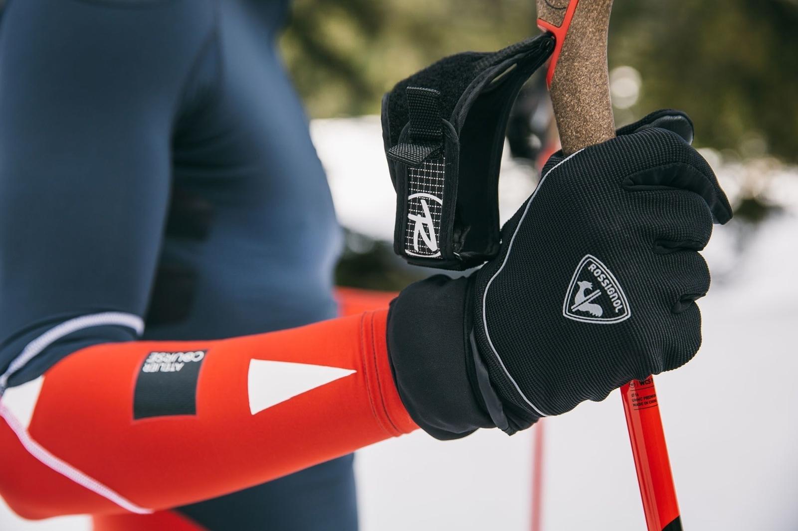 Rukavice na běžky Rossignol XC Alpha - I Tip - black - Ski a Bike ... a259b9e16b